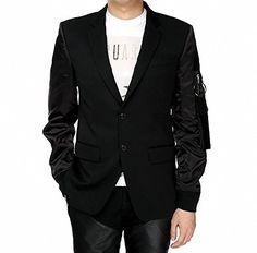 (ジバンシー) GIVENCHY Men's black jacket リングポケットスリーブブレザー/ジャケット... https://www.amazon.co.jp/dp/B01HG43U5E/ref=cm_sw_r_pi_dp_HykCxbNJCJ0AT