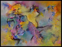 Fernanda Pericola - Acrìlico sobre tela - 60 x 80 cm www.esencialismo.com