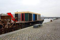 Lázně na lodi (c) Rostislav Zapletal 2013 Steam Room