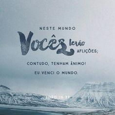 João 16:33