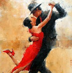 "Art-Monie: Andre Kohn "" tango"""