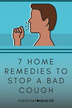 Learn how to stop a cough in it's tracks. Bad Cough Remedies, Stop Coughing Remedies, Best Cough Remedy, Sinus Remedies, How To Stop Coughing, Home Remedy For Cough, Natural Cough Remedies, Home Remedies, Kids Cough