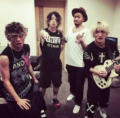 One Ok Rock, My Favorite Things, Music, People, Tattoo, Musica, Musik, Tattoos, Music Games