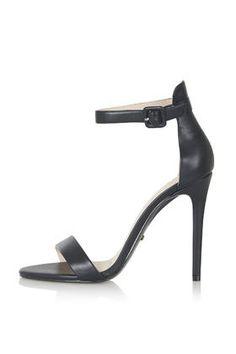 RITA Two-Part Skinny Sandals
