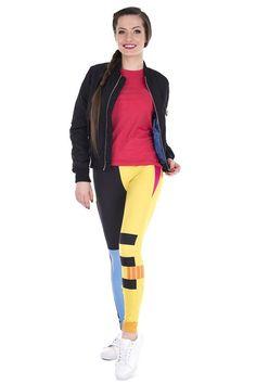 5b57d602711fb5 7 Best Unicorn Leggings images | Print leggings, Printed leggings ...
