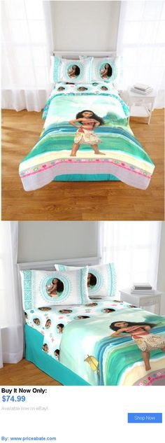 Beautiful Disney Moana Bedroom Decor For Sweet Princess