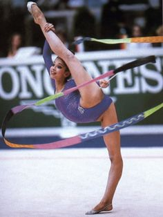 Rhythmic Gymnastics - Yana Batyrchina