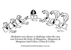Mediator humor