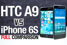 HTC One A9 vs iPhone 6s Full Comparison! Worlds Best iPhone 6S Clone! #* #EverythingApplePro #HTCA9vsiPhone6S #iPhone #iPhone6SvsHTCA9 #video Worlds Best iPhone 6S Clone! HTC One A9 vs iPhone 6S Ultimate Comparison. Camera, Speed Test, Battery & Features Review. Which Should You Buy? ...