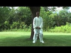 How to use your Kua (pelvis) to make you stronger and prevent stress on your knees - YouTube