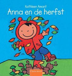 Boek 'Anna en de herfst': Anna helpt haar papa in de tuin met bladeren ruimen en met de hond gaan ze naar het bos. Maar dan begint het hard te waaien ... Anna, Toddler Fun, Learning Through Play, Film Music Books, Autumn Theme, Infant Activities, Drawing For Kids, Kids Education, Smurfs