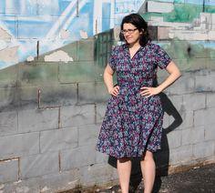 Gertie shirtwaist dress