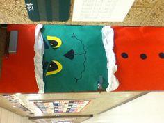 My class door
