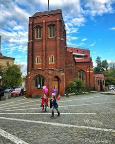 Biserica Anglicana Bucuresti nov.2017 Bucharest Romania, Notre Dame, Mansions, House Styles, Building, Travel, Mansion Houses, Construction, Trips