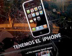 """Bien, para los que no son chilenos, les cuento lo siguiente, pese a que el iPhone en Chile se confirmó para el 2008, pero Ripley, uno de los gigantes del retail se adelantó y lo traerá eso si, como una especie de """"iBrick"""" o iPhone sin Phone lo que ha Where exactly are they? Track the Phone with SpyPhone:"""