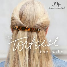 On-trend hair accessories now on my boutique. #www.chloeandisabel.com/boutique/vanessagottardi