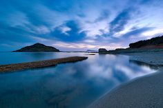 The Blue Hour, by Alessandro Carboni.