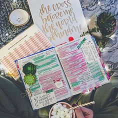 Grab your cozy sweats, some hot coco and your Bible and gear up for 2018 with me! @mikedausend, myself and over 500 of you are reading through the Bible chronologically this year and I am so stinkin excited!! This reading plan isn't for everyone- and that's just the honest truth. Personally, we found that it created the backbone to the faith we have today and encouraged us as a couple to put Jesus at the core of our relationship (we read the Bible all the way through at the very beginning of…