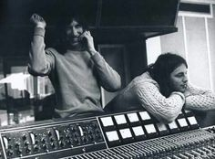 Pink Floyd - Roger Waters David Gilmour
