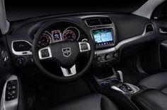 2016 Dodge Durango interior