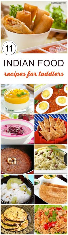 Top 11 Indian Food Recipes For Toddlers: Here are ten Indian food recipes that will be a sure shot hit with your toddler