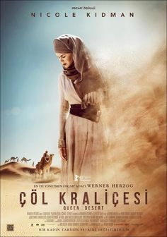'Queen of the Desert' (about Gertrude Bell) directed by Werner Herzog, starting Nicole Kidman, Robert Pattinson, James Franco, & Damian Lewis Films Hd, Films Cinema, Hd Movies, Movies To Watch, Movies Online, Movies And Tv Shows, Tv Watch, 2015 Movies, Movies Free