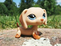 littlest pet shop dog