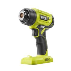 Includes: ONE+ Heat Gun, deflector nozzle, concentrator nozzle, and operator's manual. RYOBI introduces the ONE+ Lithium-Ion Cordless Heat Gun (Tool Only). The ONE+ Heat Gun includes a deflector and a contractor nozzle. Ryobi Cordless Tools, Ryobi Power Tools, Ryobi Tools, Cordless Power Tools, Cordless Hammer Drill, Led Work Light, Work Lights, Iron Holder, Iron Tools