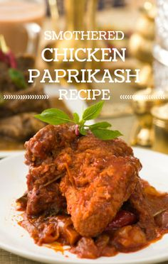 Carla Hall whipped up a great Smothered Chicken Paprikash recipe on The Chew, the perfect paprika-infused take on smothered chicken for your dinner. http://www.foodus.com/chew-carla-halls-smothered-chicken-paprikash-recipe/
