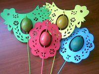 NÁVODY AKTIVITY S DĚTMI Spring Crafts For Kids, Diy Crafts For Kids, Projects For Kids, Art For Kids, Hoppy Easter, Easter Eggs, Waldorf Crafts, Diy Ostern, Crafts For Seniors