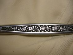 Granada Rose Silverware 8 Pieces 2 Forks 1 Spoon 5 Knives Stainless Steel Japan  #Granada