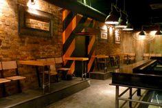 А интериор Terminal 1 Music Club interior design
