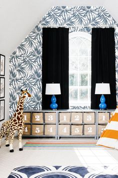 Use these bedroom storage hacks to organize your sleeping space. With these space-saving bedroom storage ideas, you'll free up precious floor space while giving all of your clothes, shoes, and toys a designated spot. Kids Bedroom Organization, Bedroom Storage, Organization Ideas, Storage Hacks, Storage Ideas, Storage Solutions, Smart Closet, Space Saving Bedroom, Window Seat Storage