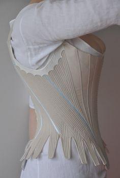 Реконструкция корсета 18 века (DIY) / Блузки / Своими руками - выкройки, переделка одежды, декор интерьера своими руками - от ВТОРАЯ УЛИЦА