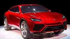 Lamborgini's first SUV - Urus to be launched in 2018 is anticipated to be the world's fastest and powerful cars.