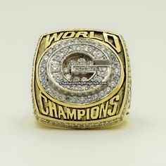 1996 Green Bay Packers Super Bowl XXXI Championship Ring. Best gift from www.championshipringclub.com for Green Bay Packers fans. Custom your own personalized  ring now!
