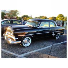 '53 Ford Crestline overdrive