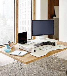 Sitting Is Killing You; Here Are the Best (and Chicest!) Standing Desks via @MyDomaine