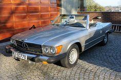 Mercedes-Benz SL 450SL 1976, 158000 km, kr 69530,- -