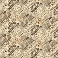 Harry Potter Fabric-Brown Quidditch at Hogwarts - Camelot- Wizarding World- Harry Potter- J. Harry Potter Quidditch, Tissu Harry Potter, Harry Potter Fabric, Harry Potter Wizard, Hogwarts, Collection Harry Potter, Golden Snitch, Textiles, Sewing Accessories