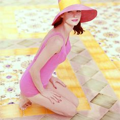Anne St. Marie for Vogue 1959