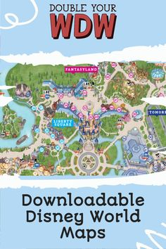 Free downloadable Walt Disney World maps. This includes all Disney parks, Disney resorts, Disney events, Water parks, and more Disney | Disney maps | Disney parks | Free Disney | Disney downloads | Walt Disney World | Disney planning | Disney tips Disney World Map, All Disney Parks, Disney World Vacation Planning, Disney Vacation Club, Walt Disney World Vacations, Disney Planning, Disney Travel, Disney World Resorts, Disney World Tips And Tricks