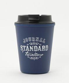 journal standard Furniture(ジャーナルスタンダードファニチャー)のJSF SLEEK CUP TUMBLER TO GO ◎(グラス/マグカップ/タンブラー)|詳細画像