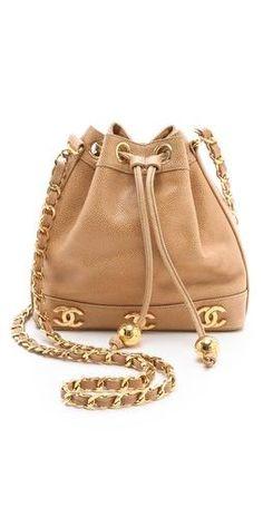 Vintage Chanel bag | In my fave bag shape too! ❤️