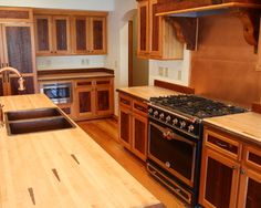 Bowling Alley Counter Design Kitchen Redo Pantry New