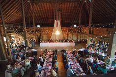 Sophisticated Winery Barn Wedding