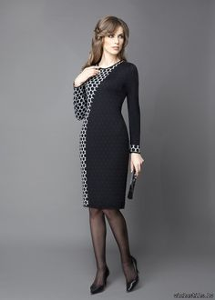 Company Viola-Stils the manufacturer of Seamless Knitwear Simple Dresses, Plus Size Dresses, Pretty Dresses, Sexy Dresses, Dress Outfits, Casual Dresses, Fashion Dresses, Iranian Women Fashion, Womens Fashion