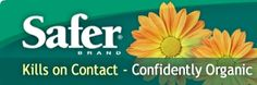 Safer Brand proudly offers the broadest and most successful line of organic gardening, organic insecticide and organic pest control products reviewed and validated by third parties. Those growing an organic garden are looking for organic pesticides, more specifically insect killer to eliminate common garden pests but use a product that does not leave harmful residuals.