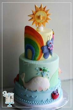 Super fun cake!