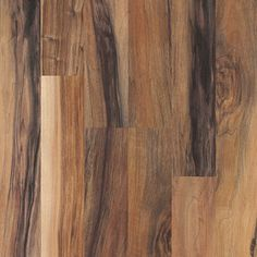 Pergo Living Expression, Classic Plank Walnut 2-Strip Laminate Flooring